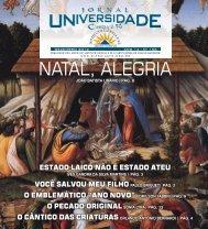 EDIÇÃO 156 DEZEMBRO de 2012 - Instituto Ciência e Fé
