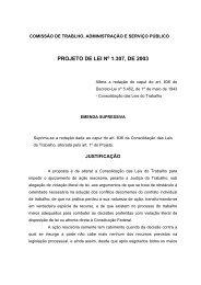PROJETO DE LEI Nº 1.307, DE 2003