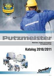 Katalog 2010/2011 - Renders & Partner GmbH