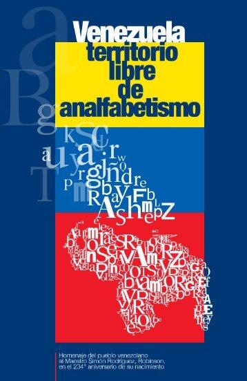 "Venezuela: Territorio libre de analfabetismo""(PDF) - Fidel Ernesto ..."