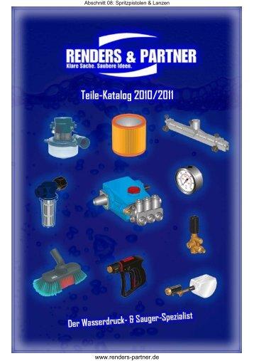 08 Spritzpistolen & Lanzen - Renders & Partner GmbH