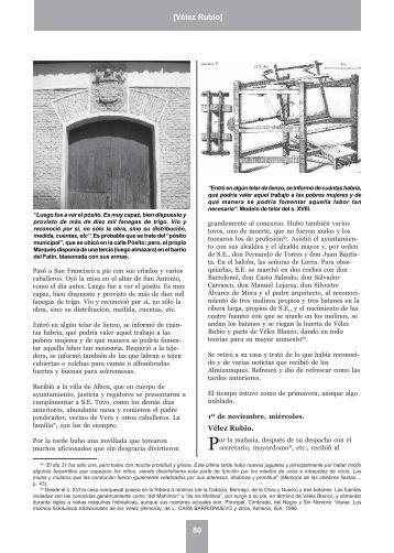 noviembre - Ilmo. Ayuntamiento de Vélez Rubio