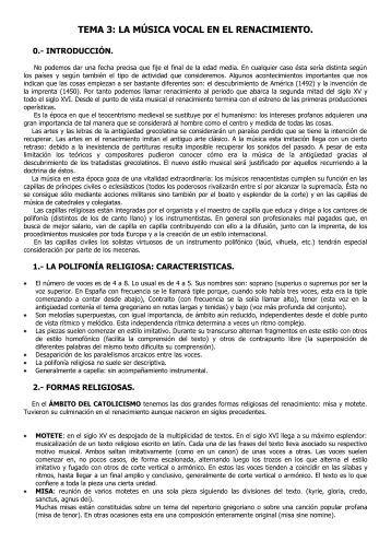 LA MUSICA VOCAL EN EL RENACIMIENTO.pdf - depmusica