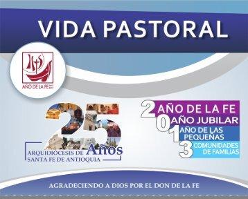 VIDA PASTORAL 2013 - Arquidiócesis de Santa Fé de Antioquia