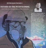 2011 Pachas, Víctor Hugo. Historia de una Incertidumbre ... - gomiam