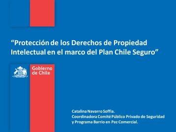 El Plan Chile Seguro - Inapi