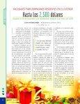 Revista Aduanas #22, Gracia navideña - DGA - Page 6