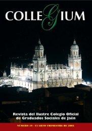Copia de collegium19.qxd - Revista Collegium