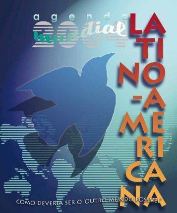 Latino-americana mundial 2004 - Agenda Latinoamericana