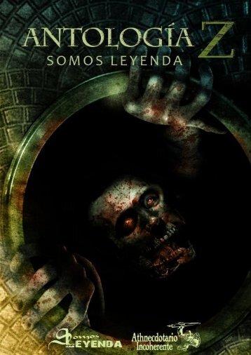 Antologia Somos Leyenda – Athnecdotario - Ángel Villán