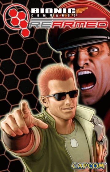 Controles del jueGo - Capcom