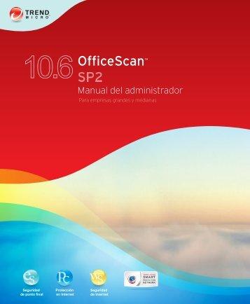 El cliente de OfficeScan