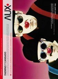Núm. 40 (séptimo Año). - AUX Magazine