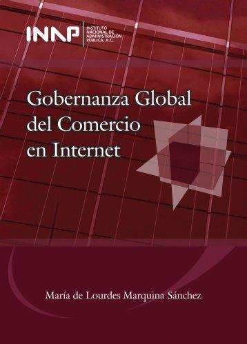 Gobernanza Global del Comercio en Internet - Instituto Nacional de ...