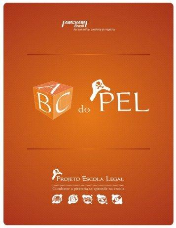 ABC do PEL (Projeto Escola Legal) - Portal do Professor - Ministério ...