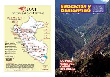 Edicion N° 74 - Educacion y democracia