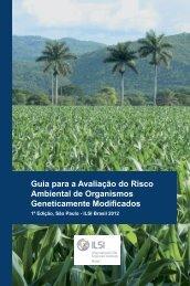 Guia para a Avaliação do Risco Ambiental de Organismos ...