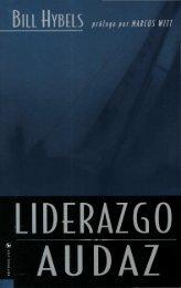 Liderazgo audaz - Centro de Alabanza y Proclamación