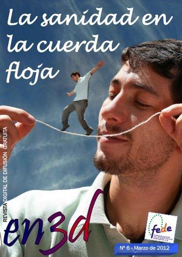 La sanidad en la cuerda floja - Federación de Diabéticos Españoles