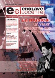 Nº1 enclave docente 2011.indd - enclavedocente.es