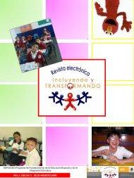 Num 3 Julio-Agosto 2009 - Educación Especial - Secretaría de ...
