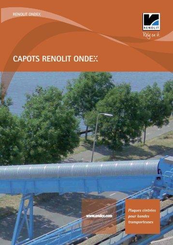 CAPOTS RENOLIT ONDEX