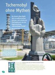 Nina Rybik: Tschernobyl ohne Mythen (4.1 MB) - Renovabis