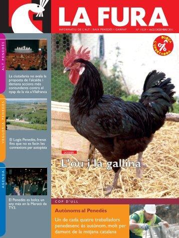 L'ou i la gallina - La Fura