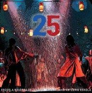 libro 25 aniversario - Escuela Navarra de Teatro