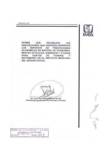 tarjeta patronal imss pdf