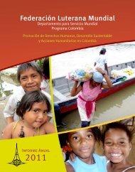 Federación Luterana Mundial - The Lutheran World Federation