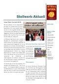 Die nächsten Termine Werden Sie Stellwerker ... - Stadt Altena - Seite 2