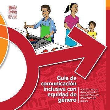 Guía de comunicación inclusiva con equidad de género (2012)