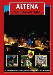 Chronik 2009 - Stadt Altena