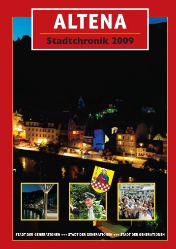 Chronik 2009 - Stadt Altena