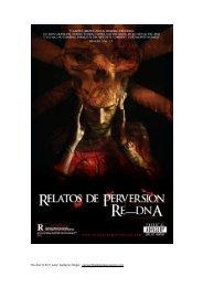 """Re-dna"" © 2011 autor: Guillermo Singer gsinger ..."
