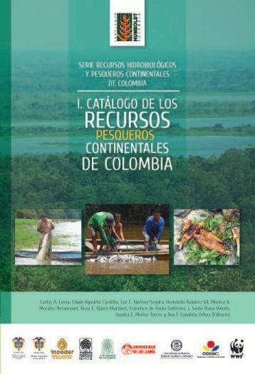 Catálogo de Pesqueros - WWF