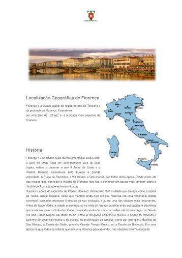 Florenca.pdf - Turismo Portugal - Operador Turístico