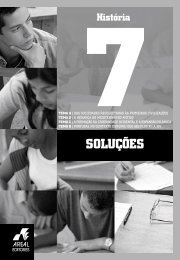 SOLUÇÕES - Estuda e Aprende