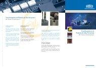 Transformadores de Potencia de Alta Frecuencia HF-Power ...