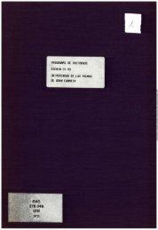 Programa de Doctorado: Bienio 91-93 - Acceda - Universidad de ...
