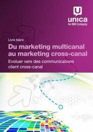 Du marketing multicanal au marketing cross-canal - CRM Gestion ...