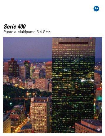 SP - 5 GHz PMP 400 Series Brochure.pdf - sicom