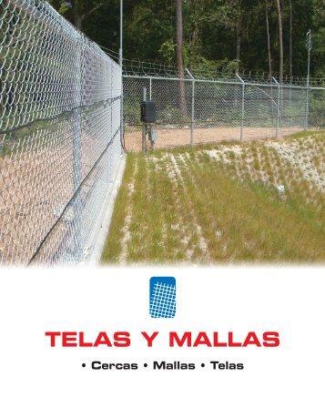 TELAS Y MALLAS