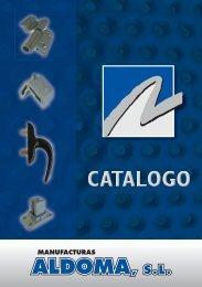 Accesorios para Carpintería Metálica AC-2 - Manufacturas Aldoma