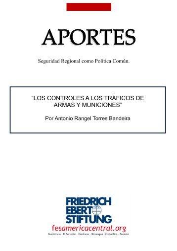 Los controles a los tráficos de armas y municiones