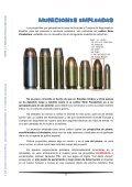Informe 3/11. Municiones policiales inadecuadas - Page 6