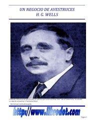 un negocio de avestruces h. g. wells - GutenScape.com