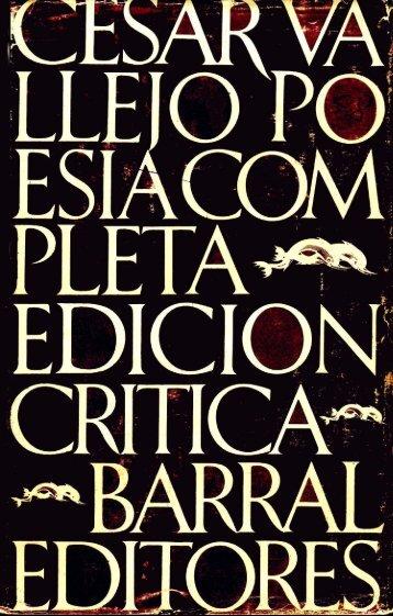 Poesía completa: edición crítica - Biblioteca