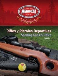 Rifles y Pistolas Deportivas Rifles y Pistolas ... - Rifles Mendoza